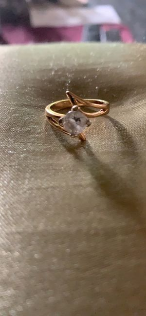 Beautiful gold-plated ring for Sale in Lock Haven, PA