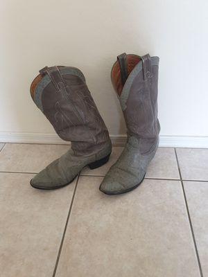 Men's leather boots for Sale in Phoenix, AZ