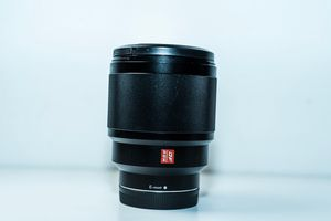 For sony E mount cameras Viltrox 85mm f1.8 STM full frame Lens for Sale in Moreno Valley, CA