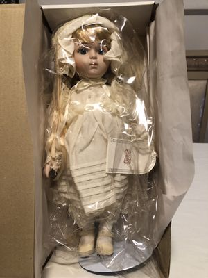 "15"" Porcelain Doll by Princeton Gallery for Sale in West Haven, CT"