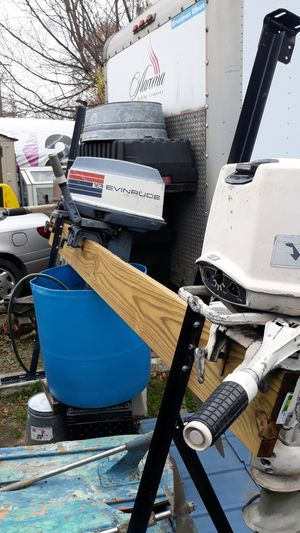 Outboard boat motors for sale for Sale in Pearl Beach, MI