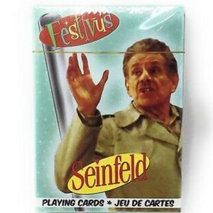 Seinfeld playing cards for Sale in Piney Flats, TN