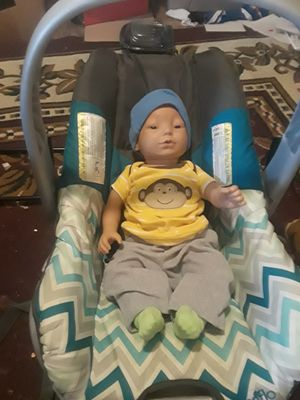 Baby think it over real care baby 2 + with accessories for Sale in Wichita, KS