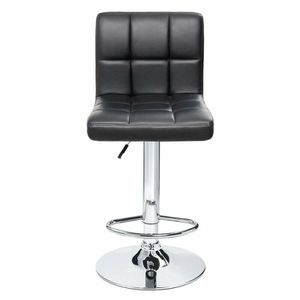 Black Adjust able Height Swivel Bar Stool (Set of 2) for Sale in Arcadia, CA