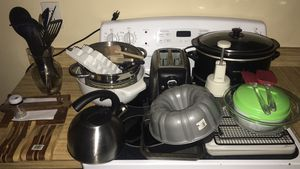 Kitchen Cookware Bundle Cooking Supplies for Sale in Dumfries, VA