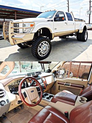 2012 Ford F 350 King Ranch Dually 4/4 for Sale in Houston, TX