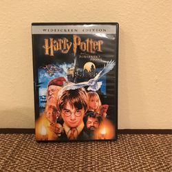 Harry Potter And The Sorcerer's Stone Widescreen Edition 2001 for Sale in Clermont,  FL