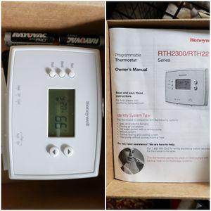 Thermostat honeywell for Sale in Virginia Beach, VA