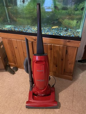 Panasonic vacuum cleaner new paid $213 for it for Sale in Woonsocket, RI