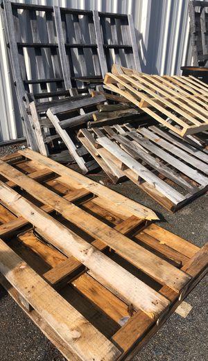 Free wood pallets. for Sale in Greeneville, TN