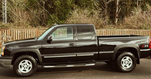RUNS GOOD BLACK CHEVROLET SILVERADO 1500 for Sale in Seattle, WA
