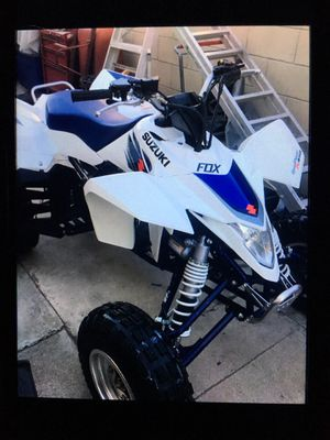 2007 Suzuki 450 Quad Racer for Sale in Upland, CA