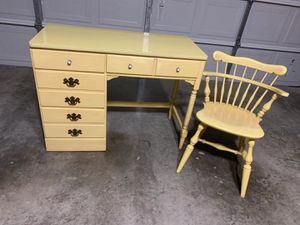 Ethan Allen desk set for Sale in Allen, TX