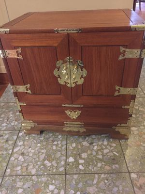 Antique Chinese Cabinet Excellent Condition for Sale in Austin, TX
