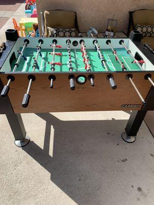 Foosball table for Sale in Arroyo Grande, CA