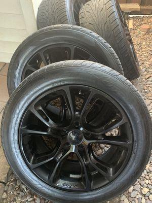 Srt wheels for Sale in Dallas, TX