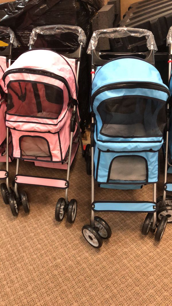 Dog strollers - various colors