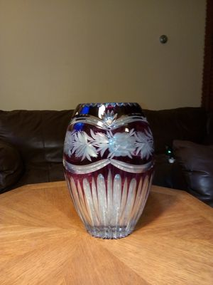 Etched Vase for Sale in Pikesville, MD