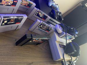 Super Nintendo for Sale in Riverside, CA