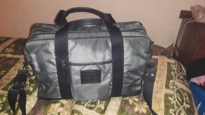 Coach Messenger Bag in Gunmetal Grey for Sale in Portland, OR