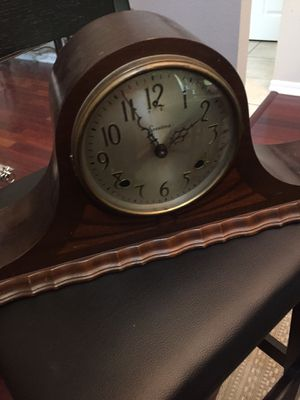 Sessions antique mantle clock for Sale in Apopka, FL