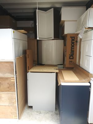 KITCHEN AND BATH CABINETS for Sale in Durham, NC