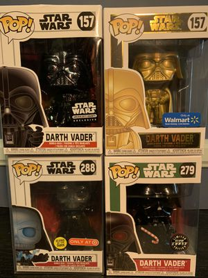 Death Vader Pops! for Sale in Anaheim, CA