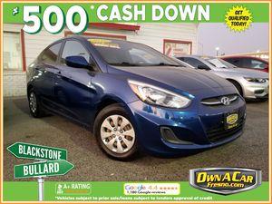 2016 Hyundai Accent for Sale in Fresno , CA
