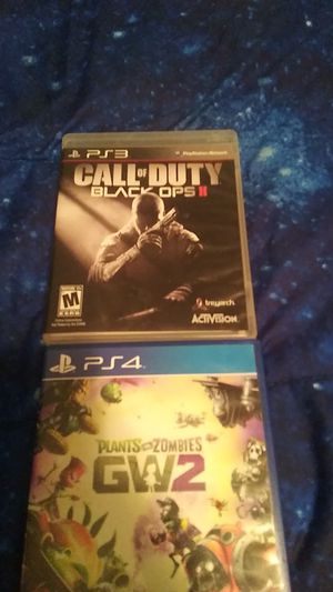 Ps3 and Ps4 games (10 total) for Sale in Bowie, MD