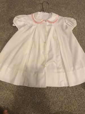 Vintage Molly Kelly Baby Dress for Sale in Houston, TX