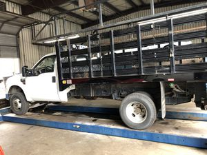 2009 Ford F-350 rack body for Sale in Waterbury, CT