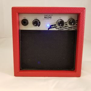 First Act MA2940 Mini Guitar Amplifier for Sale in Lolo, MT