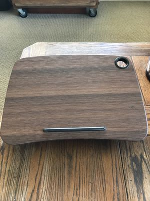 Lap top cushioned portable holder for Sale in Denver, CO