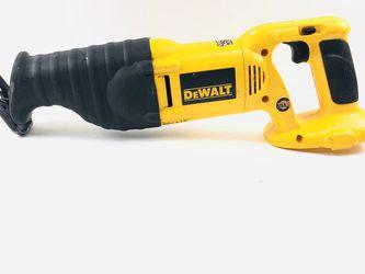 Dewalt Reciprocating Saw *see description for Sale in Las Vegas,  NV