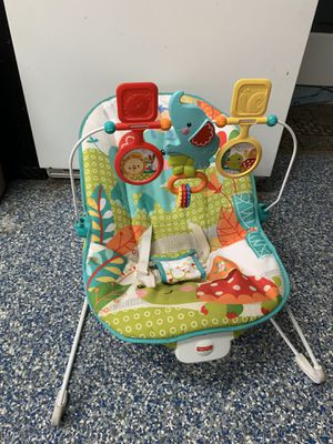 Baby vibrating lounger for Sale in FL, US