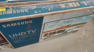 50 inch Samsung open box smart TV for Sale in Spring, TX
