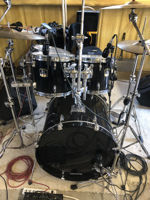 Yamaha 5pc drum kit for Sale in Grape Creek, TX