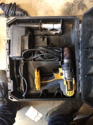 dewalt drill 18v for Sale in Nuevo, CA