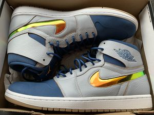 MY PRICE IS FIRM.. BRAND NEW Air Jordan 1 High Nouveau 'Dunk From Above' SIZE 11.5 MENS ...MY PRICE IS FIRM for Sale in Orlando, FL