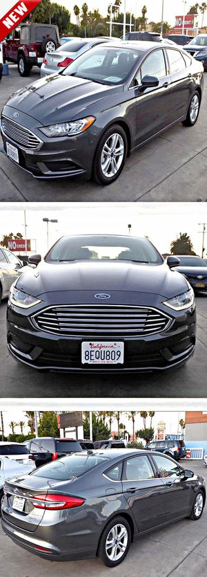 2018 Ford FusionSE 23k for Sale in South Gate, CA