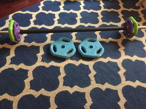TKO Cardio Pump Barbell Set for Sale in Alexandria, VA
