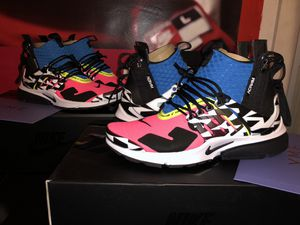 364a60d41 Brand New Nike Presto Acronym size 7 and 8 for Sale in Haledon
