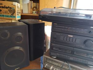 2 stereos for Sale in Oakland, CA