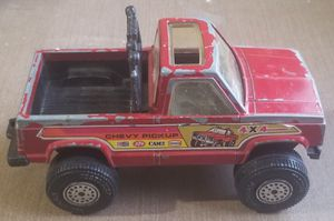 Tootsie Toy S10 4x4 truck made in USA for Sale in Three Rivers, MI