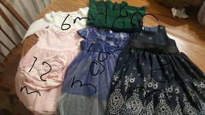 baby clothes size 6 m - 18 for Sale in Arlington, TX