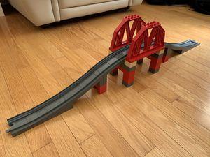 LEGO Duplo Train Bridge for Sale in Shrewsbury, MA