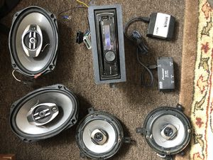 Car Stereo Speakers for Sale in Pittsburgh, PA