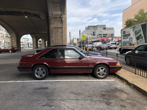 1989 Ford Mustang 5.0 for Sale in Brooklyn, NY