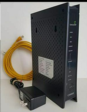 3000z CenturyLink Dsl Vdsl fiber 1 gig Modem for Sale in Henderson, NV