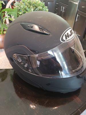 HJC motorcycle helmet XXXL for Sale in Fresno, CA